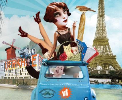 Affiche,  Franse films