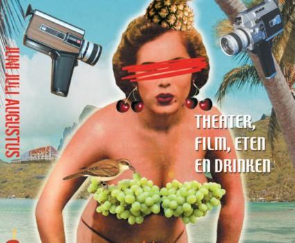 Affiche,  'eten en erotiek' films