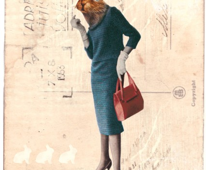 Haas-vrouw