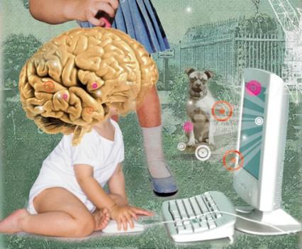 Hersenen groeien