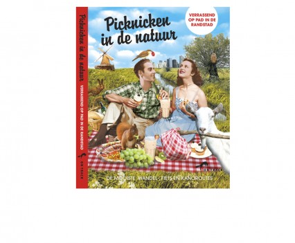 Picknicken in de natuur, On track